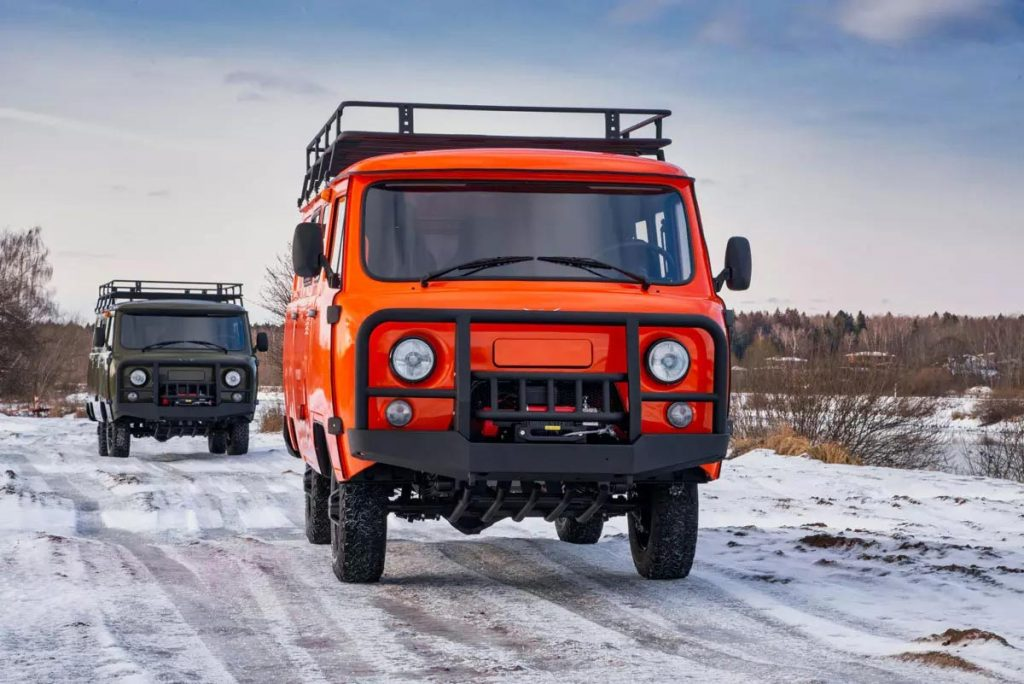 UAZ Classic Expedition